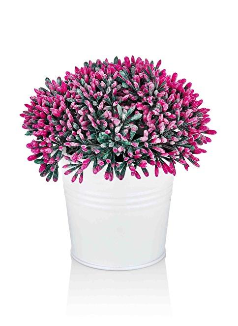 The Mia Yapay Çiçek - 15 Cm Beyaz